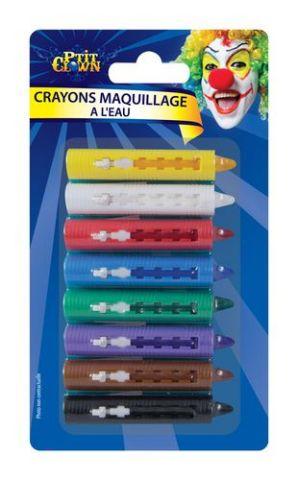 Crayon maquillage à l'eau